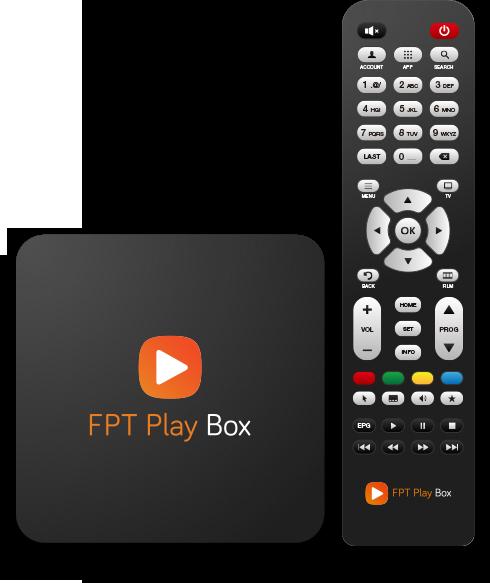 FPT play box