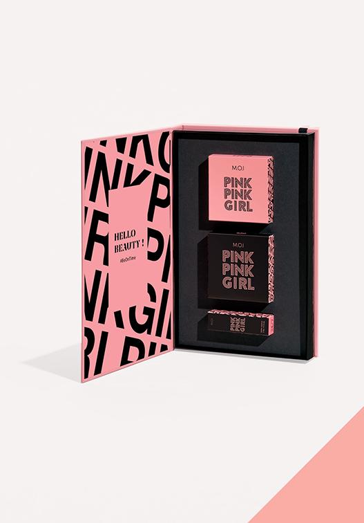 PINK PINK GIRL